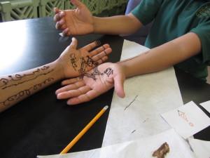 Partner Henna Design 4
