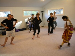 Yoga-Dance-Speed Alchemy at Heart Spot