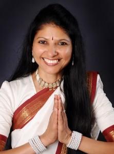Namaste Mudra Profile