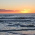 Orange Blue Sunrise