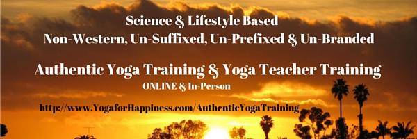 Yoga for Happiness Academy
