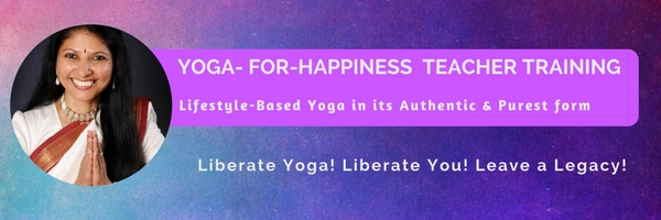 Yoga for Happiness Academy